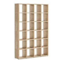 24 Cube Shelf Storage Cube Shelves 2180x1450x330mm