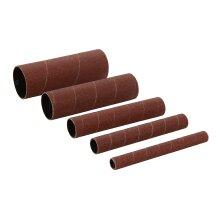 Aluminium Oxide Sanding Sleeves 5pce TTSS80G5PK Sanding Sleeves 5pce 80G