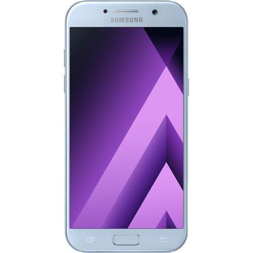 (Virgin, Blue Mist) Samsung Galaxy A5 (2017) Single Sim | 32GB | 3GB RAM - Refurbished
