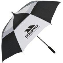 Trespass Printed Outdoor Sports Golf Double Layer Windproof Umbrella