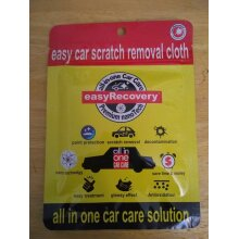 PAINT Scratch Removal Kit To Remove Light Car VAN Scratches  Swirls NANO G CLOTH