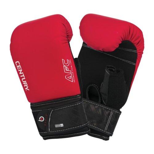 Brave Oversize Bag Gloves L/XL - Red/Black - MMA, Boxing, Punching