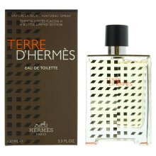 Hermès Terre D'hermès H Bottle Limited Edition Eau de Toilette 100ml For Mens (UK)