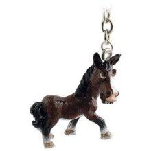 Little Paws Keyring -Horse