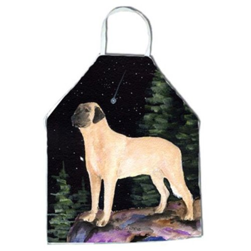 Starry Night Anatolian Shepherd Apron - 27 x 31 in.