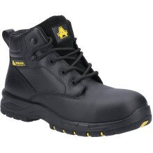 Amblers Safety: Womens Black AS605C Safety Boots 9
