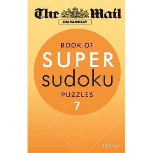 Book of Super Sudoku Puzzles 7