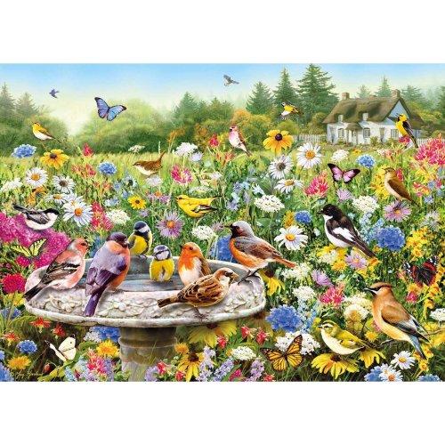 Gibsons the Secret Garden Jigsaw Puzzle (1000 Pieces)