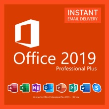 MICROSOFT OFFICE 2019 PROFESSIONAL PLUS [GLOBAL] - PHONE ACTIVATION