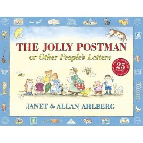 The Jolly Postman or Other People's Letters