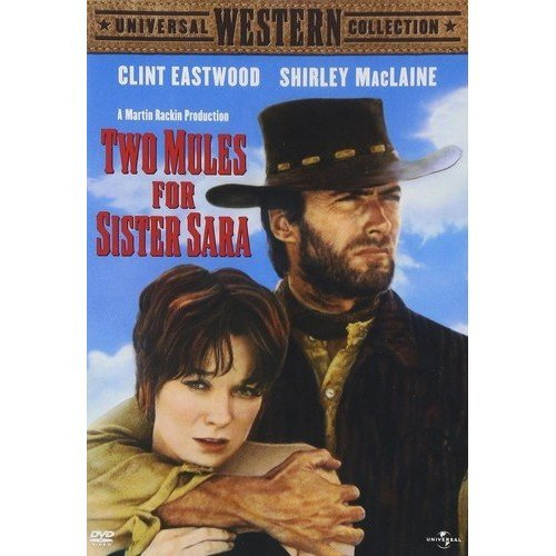 TWO MULES FOR SISTER SARA - REGION NTSC 1 [DVD]