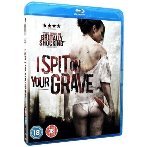I Spit On Your Grave Blu-Ray [2011]