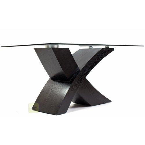 Valencia Designer 12mm Tempered Glass Dining Table