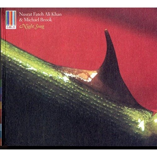 Nusrat Fateh Ali Khan - Night Song [CD]