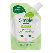 Simple Kind To Skin Hydrating Light Moisturiser Pouch 50ml