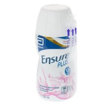 Ensure Plus Milkshake Raspberry 200ml x 28 - Bulk Buy Discount
