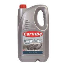 Carlube 10W-40 Semi-Synthetic Engine Oil - 5L