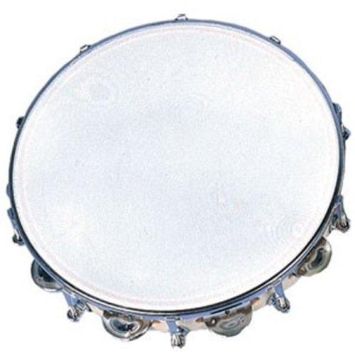 Rhythm Band Instruments RB930FJ Tuneable 10 Tambourine & 9 Jingles