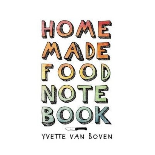 Home Made Food Notebook