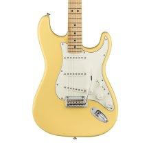 Fender Player Stratocaster Electric Guitar, Buttercream, Maple
