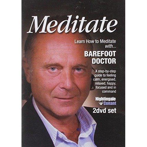 Meditate [2007] Barefoot Doctor (nightingale Conant) [dvd]