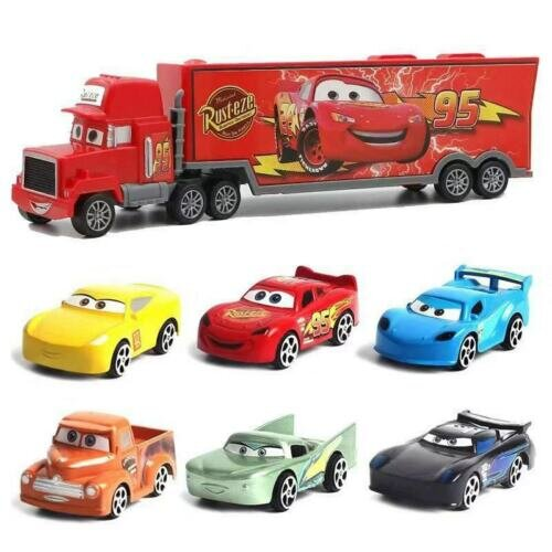 7pc Disney Pixar Cars 3 Model Vehicles   Cars 3 Toys