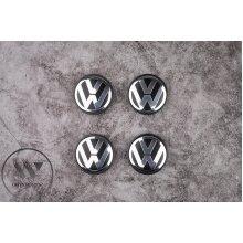 VW Wheel Centre Caps Fits Most Original VW Alloys