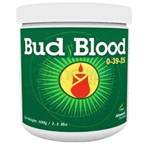 BUD BLOOD ADVANCED NUTRIENTS BUD BLOOD POWDER 500 G TUB