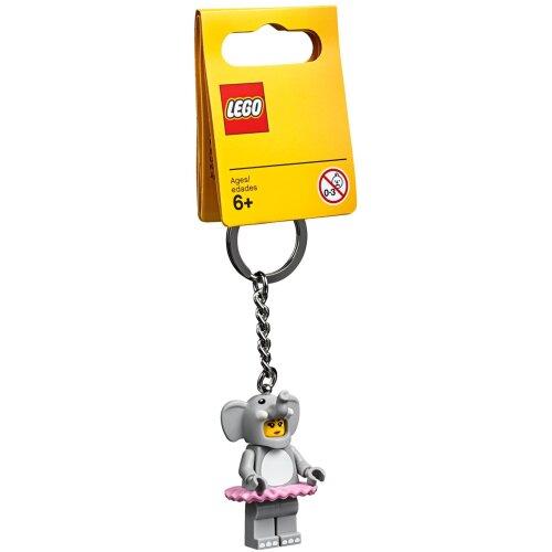 LEGO Girl Elephant Costume Key Chain 853905