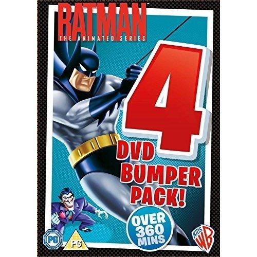 DC Batman - The Animated Series - Volume 1 to 4 DVD [2012]