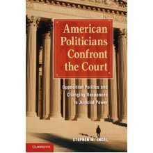 American Politicians Confront the Court - Used