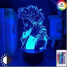 Anime My Hero Academia LED Night Light Hitoshi Shinso Lamp