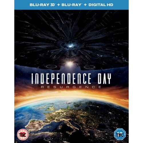 Independence Day - Resurgence 3D+2D Blu-Ray [2016]