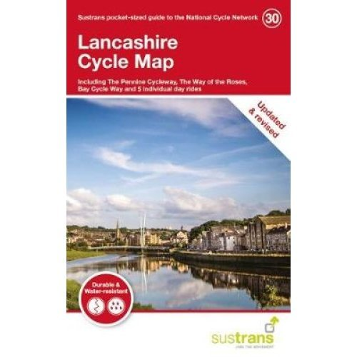 Lancashire cycle Map 30