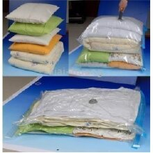 KAV Travel Vacuum Storage Bags for Clothes/Duvest under bed - Pack of 10 (70x100cm)