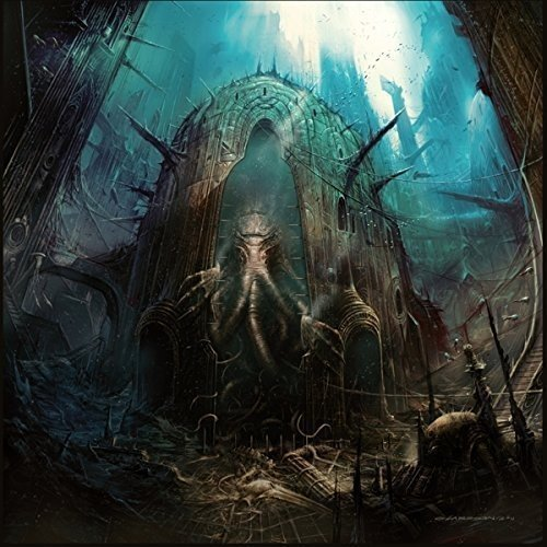 Sulphur Aeon - Swallowed By The Oceans Tide [CD]