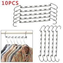 10pk Space-Saving Magic Clothes Hangers