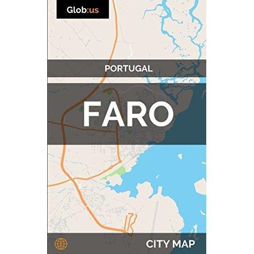 Faro, Portugal - City Map