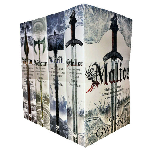 John Gwynne Faithful and the Fallen Collection 4 Books Set