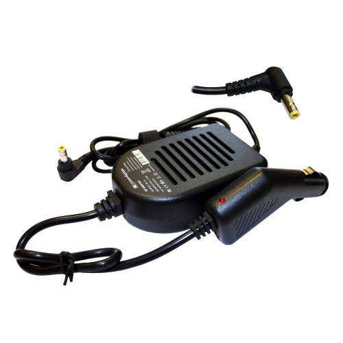 HP Pavilion ZE4605EA Compatible Laptop Power DC Adapter Car Charger