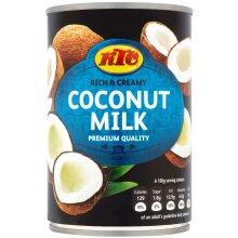 KTC Coconut Milk - 12x400g