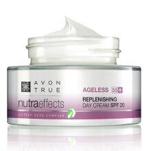 Avon NutraEffects Ageless 55+ Replenshing Day Cream SPF20 50ml