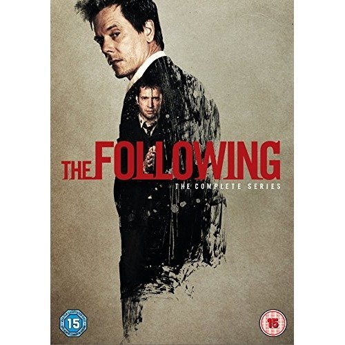 The Following Seasons 1 to 3 Complete Collection DVD [2015]