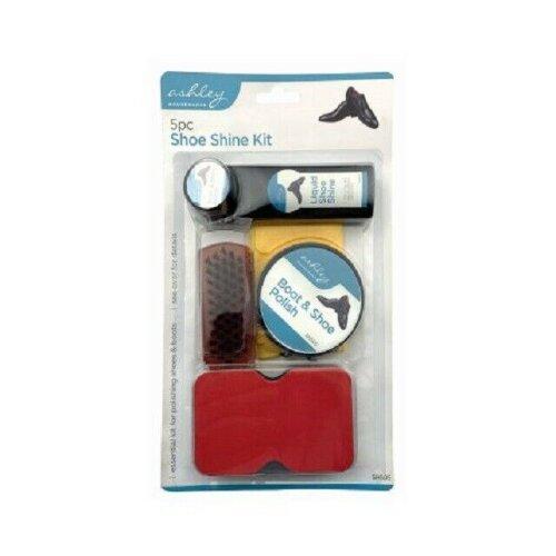 5pcs Shoe Shine Care Kit