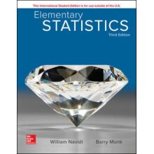 ISE Elementary Statistics by Navidi & WilliamMonk & Barry - Used