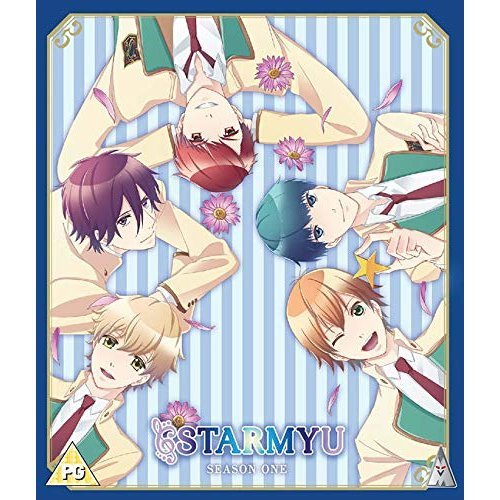 Starmyu Season 1 Collection Blu-Ray [2019]