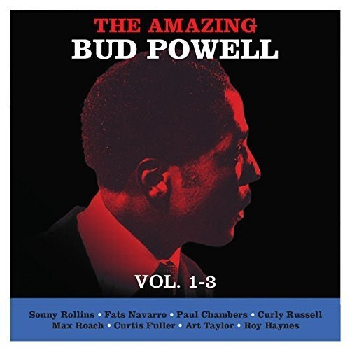 Bud Powell - the Amazing Bud Powell [3cd Box Set]