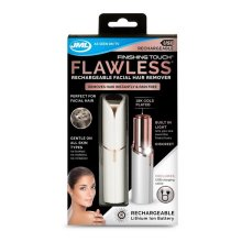 JML Finishing Touch Flawless Rechargeable Facial Hair Remover