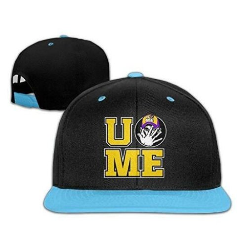 Kid's John Cena U Cant See Me Logo Adjustable Snapback Baseball Cap