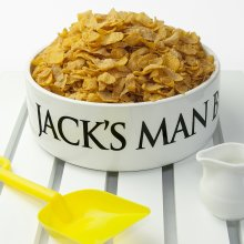 TwoBeeps Personalised Super Large Man Bowl, Husband Gifts, Boyfriend Gifts, Dad Gifts, Brother Gifts, Gifts for him, Novelty Gift